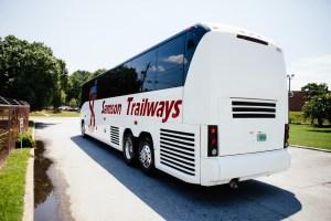 Luxury Bus Rear