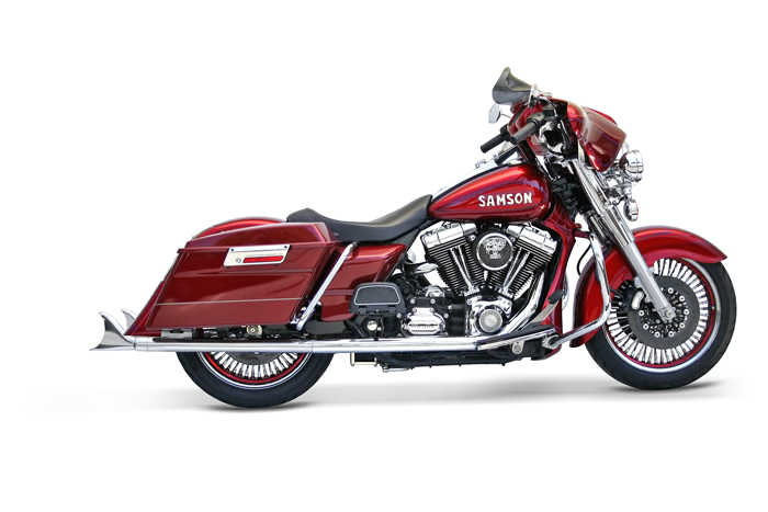 Touring And Roadking 19851994: Road King Exhaust Systems At Woreks.co