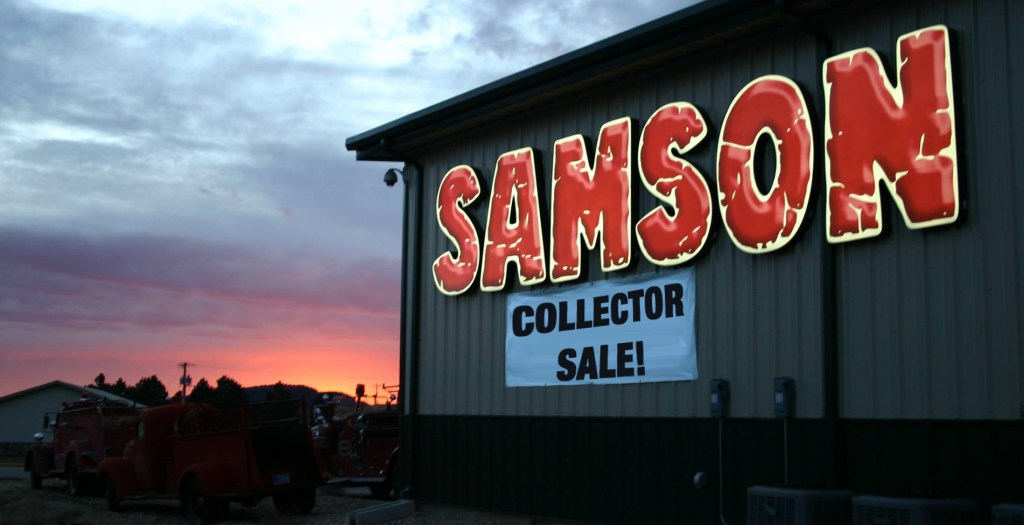 samson collection