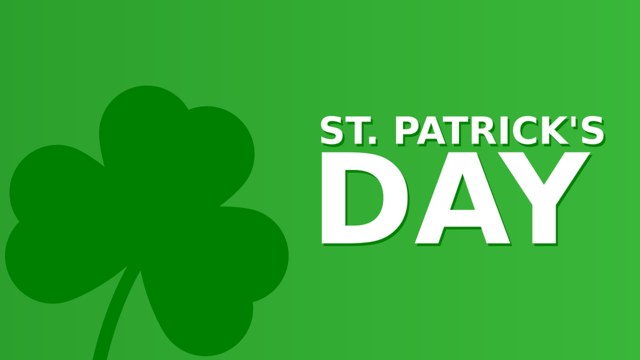 Saint Patty's Day 2017 Sale!