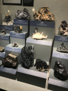 Various black stones