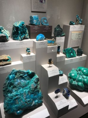 Turquoise and other teal stones