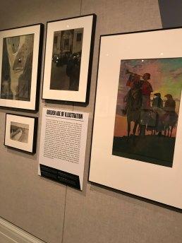 Drawn to Purpose exhibit featuring American women illustrators & cartoonists