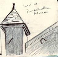 Part of the Pannekoeken Molen