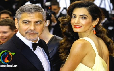 Clooney Expecting Twins