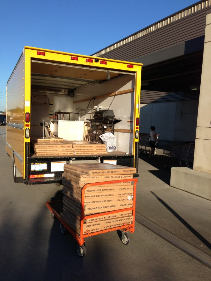 POINT 2 POINT Local courier. Moving. junk removal