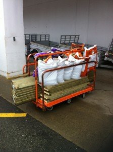 Delivery Services - Home Depot - Vancouver