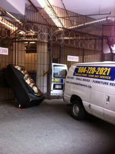 Couch Removal | Junk Removal Vancouver