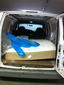Mattress Removal Service - Vancouver