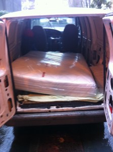 Mattress Delivery Service- Bed Frame and Mattress Delivery