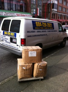 Big Box Retail Delivery - Pick-Up and Delivery · Warehousing and Logistics