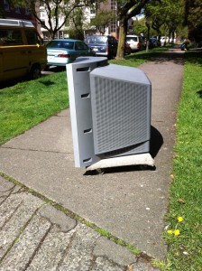 Television Disposal - Electronics Recycling Vancouver -