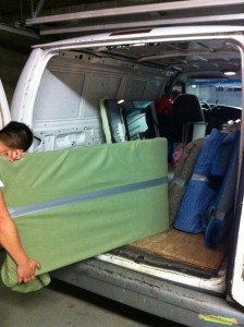 Transporting Plasma/LCD/LED TVs - TVs - Home theatre