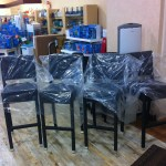 Dining Table Set w/4 Chairs Delivery Services from HomeSense (The Village at Park Royal)