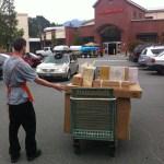 Home Depot short-notice, large-item delivery service | Vancouver
