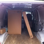 A Man with Cargo Van for Small Moving & Delivery with Low Flat Rate | Vancouver