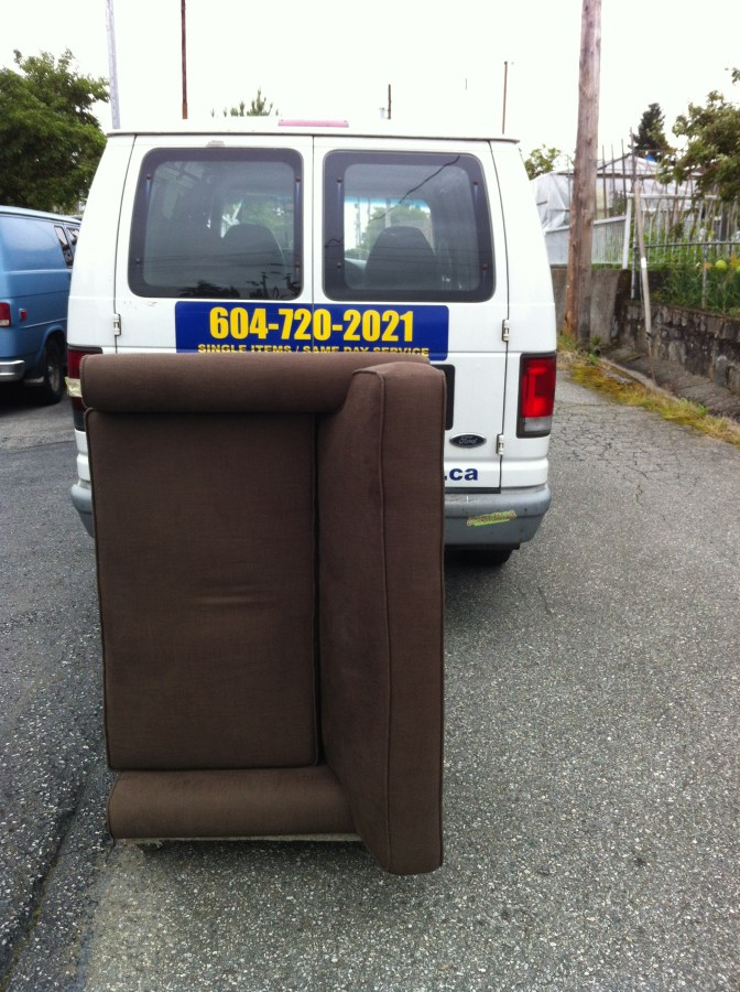 Single Loveseat Delivery