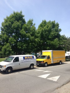 Cargo Van & Ex- Penske GMC 3500 Box Truck | Moving and Delivery Services