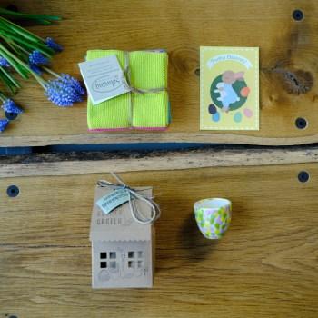 Samstagskinder, Geschenke, Dachau, Ostern, Geschenkset