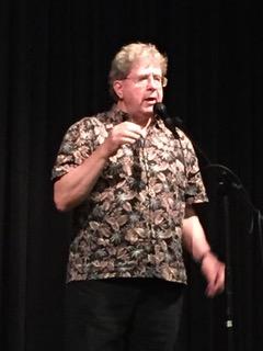 storyteller Sam Pearsall Raleigh NC Pittsboro