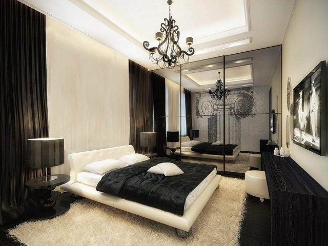 Сексуальные интерьеры комнат