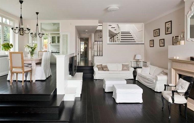 кухня и гостиная в одной комнате самстрой строительство дизайн