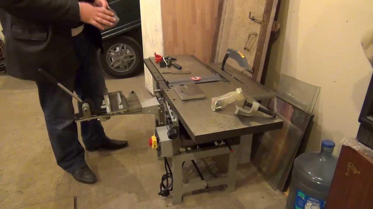 Станок деревообрабатывающий многофункциональный бытовой своими руками фото 405