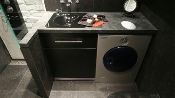 Как обустроить шкаф для стиральной машины 7 2 Строительный портал