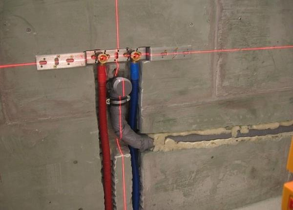 Выбор и установка водорозеток 15 Строительный портал