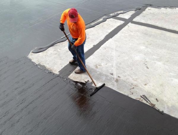 Материалы для разбавления битумной мастики для фундамента, крыши, гидроизоляции 1 63 Строительный портал
