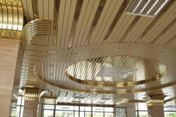 Виды подвесных потолков 11 3 Строительный портал