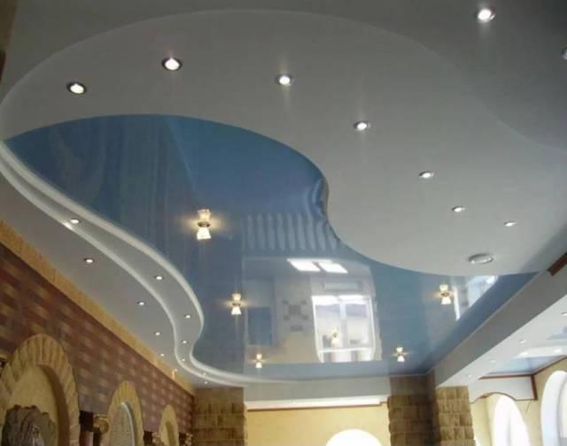 Виды подвесных потолков 12 3 Строительный портал