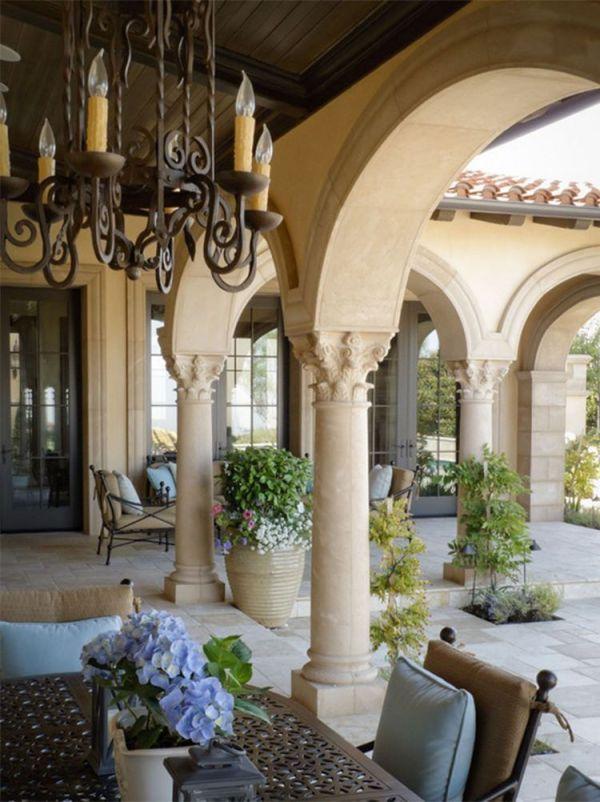 Красивые идеи дизайна лоджии - как украсить ваш экстерьер? 6 33 Строительный портал