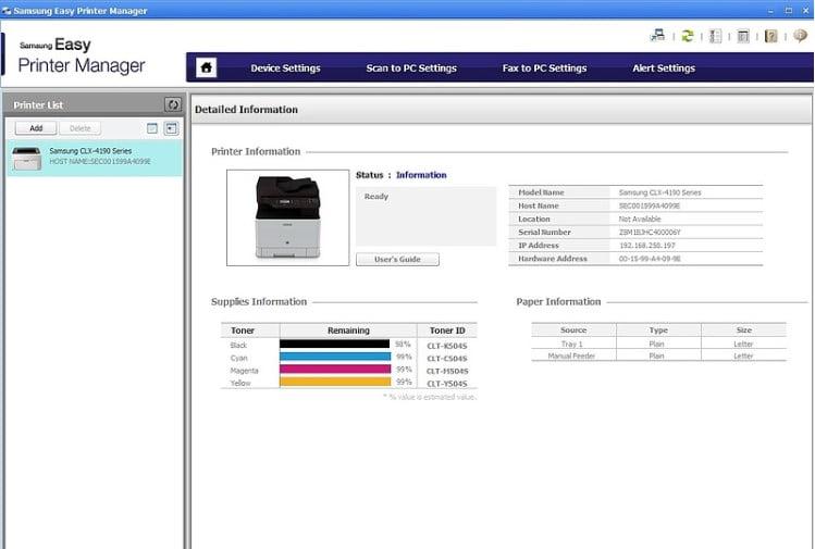 Printer Drivers For Mac Samsung