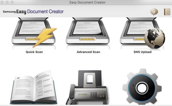 Samsung Easy Document Creator Download