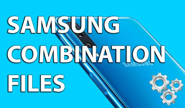 Samsung Galaxy J6 Plus J610F Combination file FRP file