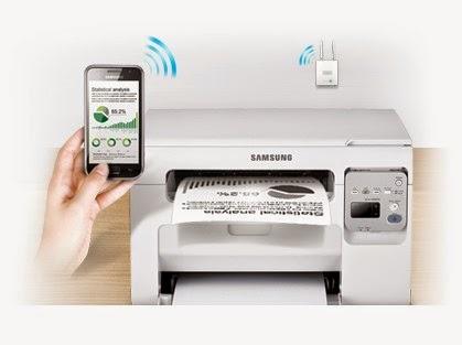 SCX-3405W Printing & Scan