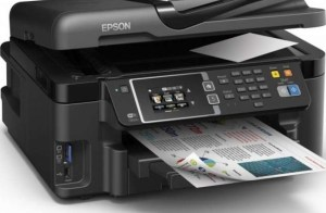 Samsung SCX-1455 Inkjet All-In-One