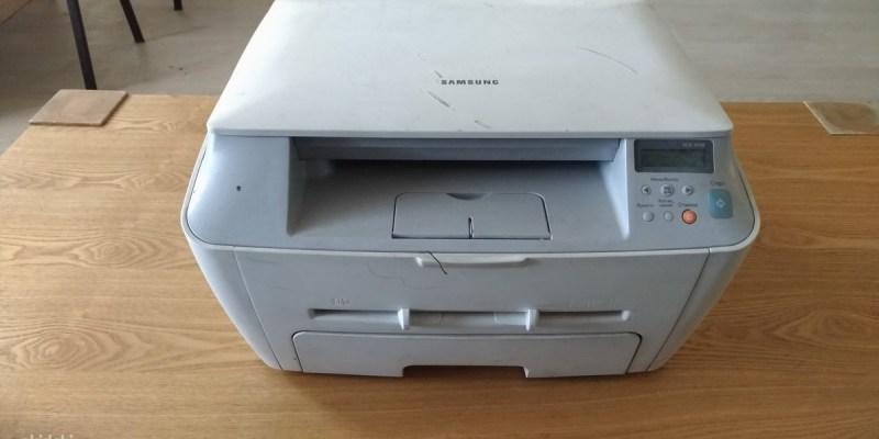 Samsung SCX-4100 Scanner