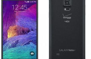 Samsung Galaxy Note 4 IV SM-N910V