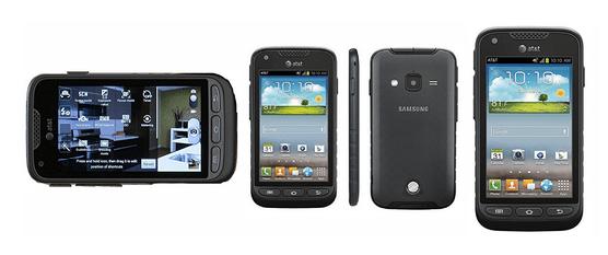 Samsung Galaxy Rugby Pro