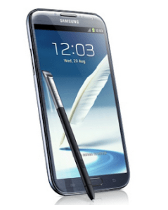 Samsung Galaxy Note II (2012)
