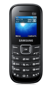 Samsung Guru 1205