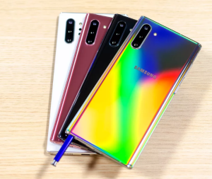 Samsung Galaxy Note 10 Plus Manual and User Guide PDF Download