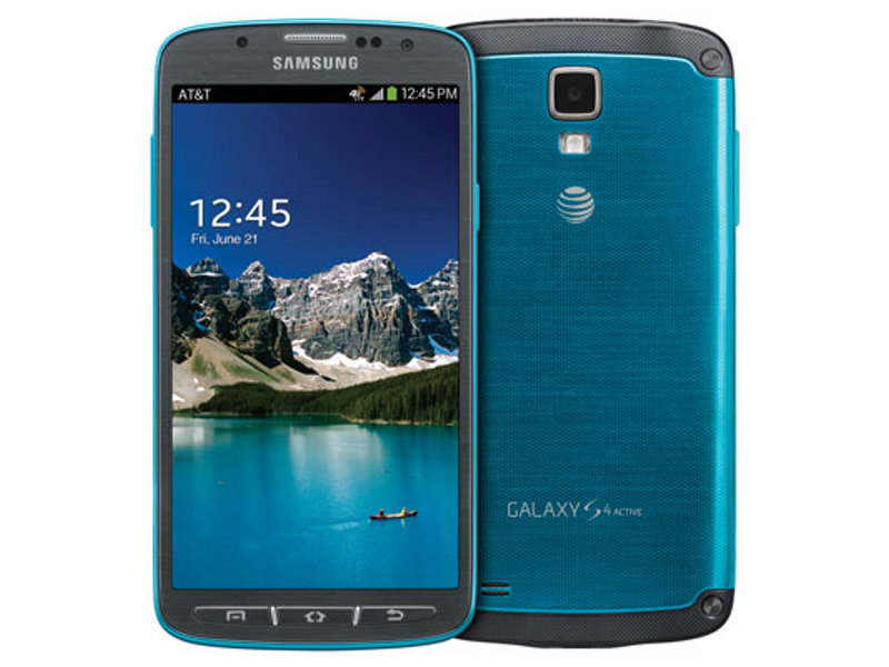 Update Firmware Samsung Galaxy S4 Active (GT-I9295