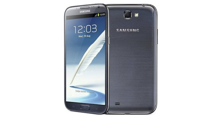 Update Firmware Samsung Galaxy Note 2 LTE (International) (GT-N7105