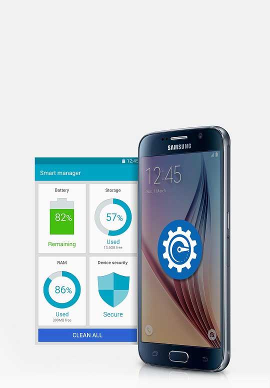 Smart Manager Samsung бағдарламасы