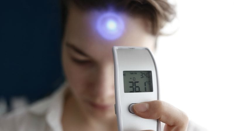 коронавирус и термометрия