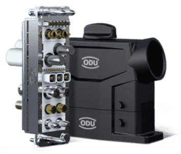 ODU 커넥터 케이블 MAC 모듈형 커넥터