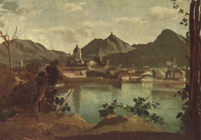 Коро Жан Батист Камиль 1834г